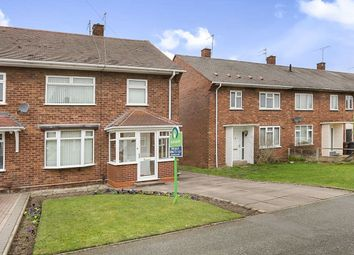 Thumbnail 3 bedroom semi-detached house for sale in Egerton Road, Wolverhampton