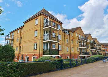 Thumbnail 1 bedroom property for sale in Watersedge Court, Wharfside Close, Erith
