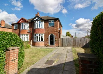 Thumbnail 3 bed semi-detached house for sale in Holly Road, Retford