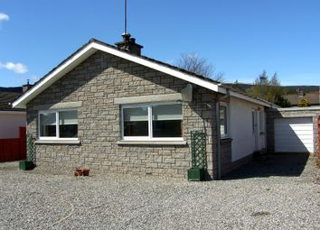 Thumbnail 3 bed detached house for sale in Muirton, Aviemore