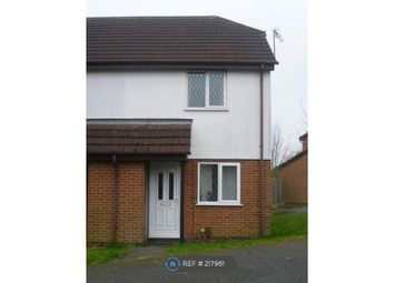 Thumbnail 2 bed semi-detached house to rent in Oakwood, Derby