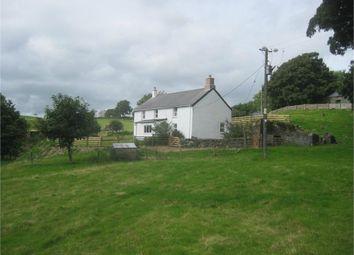 Thumbnail Land for sale in Bwadrain, Goginan, Aberystwyth, Ceredigion