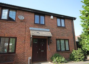 Thumbnail 3 bed end terrace house to rent in Taunton Close, Ilford