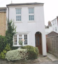 Thumbnail 3 bedroom terraced house to rent in Greatness Road, Sevenoaks