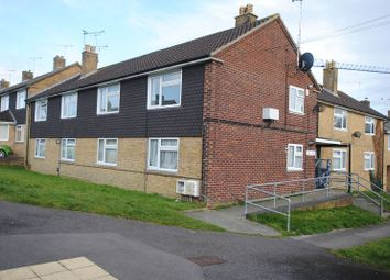 Thumbnail 2 bed maisonette for sale in Roundhill Close, Southampton