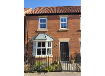 3 bed semi-detached house for sale in Lime Walk, Market Rasen LN8