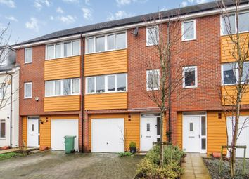 Thumbnail 4 bed terraced house for sale in Wylie Gardens, Basingstoke