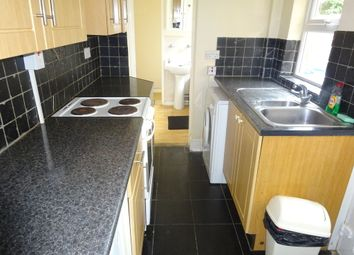 Thumbnail 2 bed terraced house to rent in Stockbrook Road, Derby