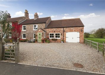 Thumbnail 4 bed semi-detached house for sale in Maythorn Cottage, Sinderby, Thirsk, North Yorkshire