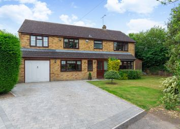 Thumbnail 5 bed detached house for sale in Homelands Gardens, Great Kingshill, High Wycombe
