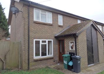 Thumbnail 2 bedroom end terrace house to rent in Bushfield Drive, Redhill