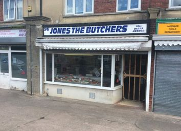 Thumbnail Retail premises for sale in Jones The Butchers, Bath