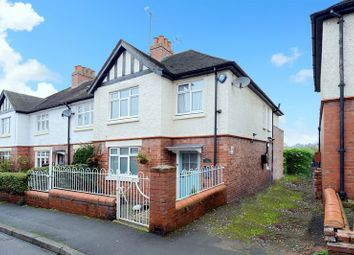 Thumbnail 3 bed terraced house for sale in Cliff Gardens, Cliff Road, Bridgnorth