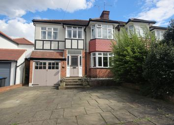 Thumbnail 5 bed semi-detached house for sale in Broadfields Avenue, Winchmore Hill