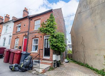 Alpine Street, Reading RG1. End terrace house for sale