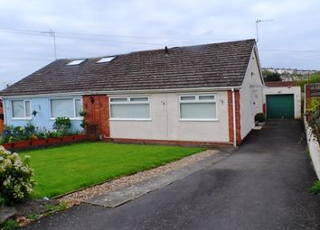 Thumbnail 2 bed bungalow for sale in Dobbins Road, Barry