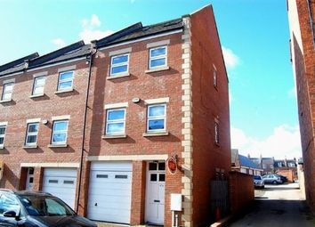 Thumbnail 4 bed end terrace house to rent in Victoria Road, Abington, Northampton