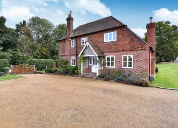 Thumbnail 4 bed detached house to rent in Hale Oak Road, Chiddingstone