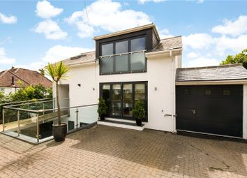 Thumbnail 3 bed detached house for sale in Shirley Drive, Hove, East Sussex