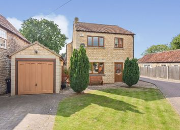 Thumbnail Semi-detached house for sale in Woodside Way, Ancaster, Grantham