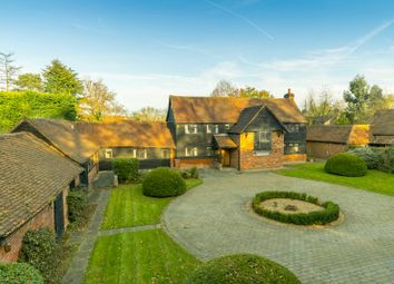 Thumbnail 5 bed detached house for sale in Burtons Lane, Chalfont St. Giles