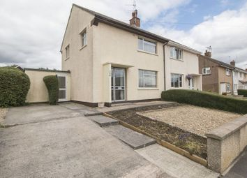Thumbnail 3 bed semi-detached house for sale in Park Road, Keynsham, Bristol