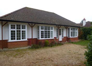 Thumbnail 2 bed bungalow to rent in Braeside Road, West Moors, Ferndown