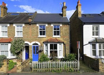 Thumbnail 2 bed semi-detached house for sale in Field Lane, Teddington