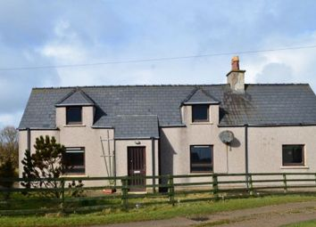 Thumbnail 3 bedroom detached house for sale in Broker, Isle Of Lewis