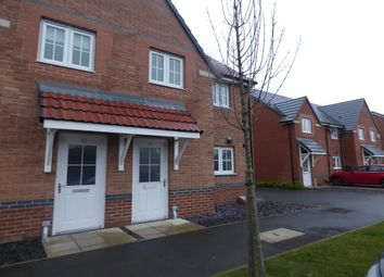 Thumbnail 3 bed property to rent in Edison Drive, Spennymoor