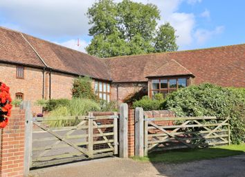 Thumbnail 3 bed barn conversion for sale in Paradise Lane, Bishops Waltham, Southampton