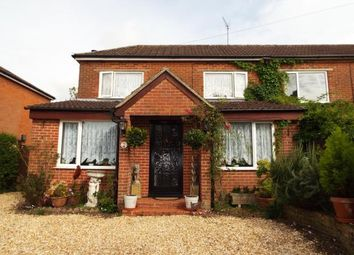 Thumbnail 4 bed semi-detached house for sale in Colden Common, Winchester, Hampshire