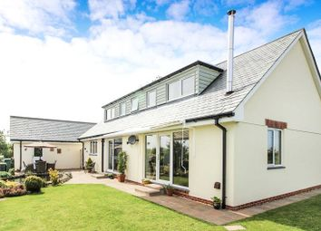 Thumbnail 4 bed detached house for sale in Winterland Lane, Holsworthy