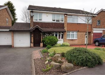 Thumbnail 3 bed semi-detached house for sale in Packwood Road, Oldbury
