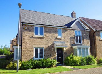 Thumbnail 4 bed detached house for sale in Middle Ground, St. Neots