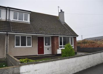 Thumbnail 2 bed property to rent in Garreglwyd Road, Holyhead