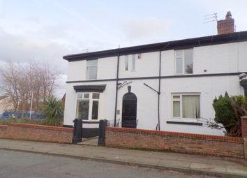 Thumbnail 2 bedroom flat to rent in Westbourne Road, Prenton