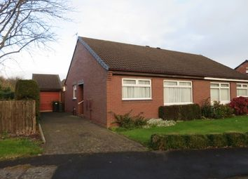 Thumbnail 2 bed semi-detached bungalow for sale in Priors Grange, Pittington