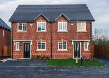 Thumbnail 3 bedroom semi-detached house for sale in Carr Lane, Hambleton