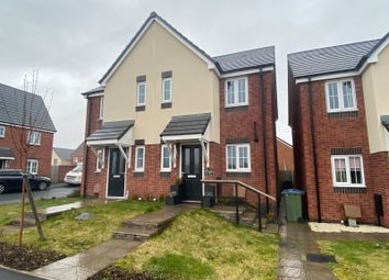 Thumbnail 2 bed semi-detached house for sale in Poppy Avenue, Oldbury, West Midlands