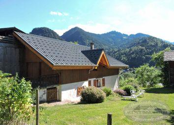 Thumbnail 4 bed semi-detached house for sale in Plan Péage, Saint-Jean-D'aulps, Le Biot, Thonon-Les-Bains, Haute-Savoie, Rhône-Alpes, France