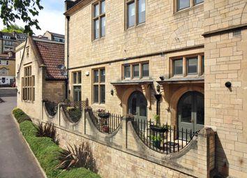 Thumbnail 3 bedroom flat for sale in Walcot Street, Bath