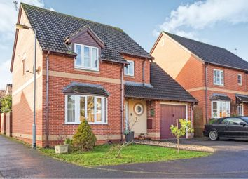 Thumbnail 3 bed detached house for sale in Bythebrook, Chippenham