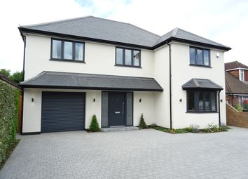 Thumbnail 5 bed detached house for sale in Orchard Avenue, Woodham