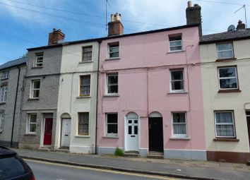 Thumbnail 4 bedroom terraced house to rent in The Struet, Brecon