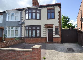 Thumbnail 3 bed semi-detached house for sale in St. Marys Close, Peterborough