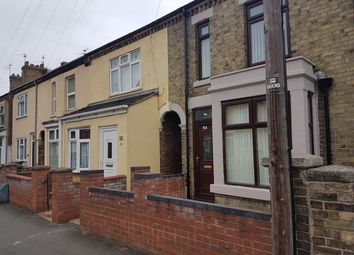Thumbnail 3 bedroom terraced house to rent in Harris Street, Peterborough