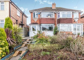 Thumbnail 2 bed semi-detached house for sale in Parkdale Road, Sheldon, Birmingham