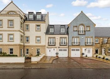 Thumbnail 4 bed terraced house for sale in Harbourside, Kip Marina Village, Inverkip, Inverclyde