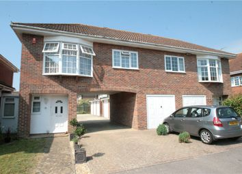 Thumbnail 1 bed flat to rent in Sycamore Close, Angmering, Littlehampton